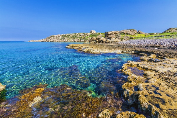 Karpaz-regionen på Nord-Kypros har vakker natur og strender. Regionen er et populært turistmål på Kypros.