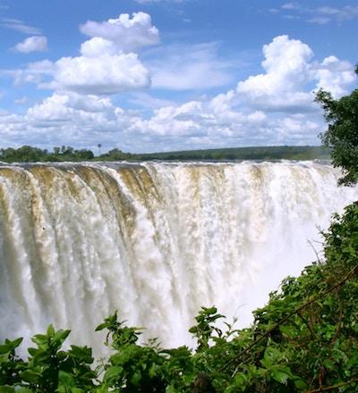 majestetiske Victoria Falls