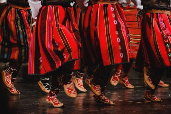 Runddans, tradisjon