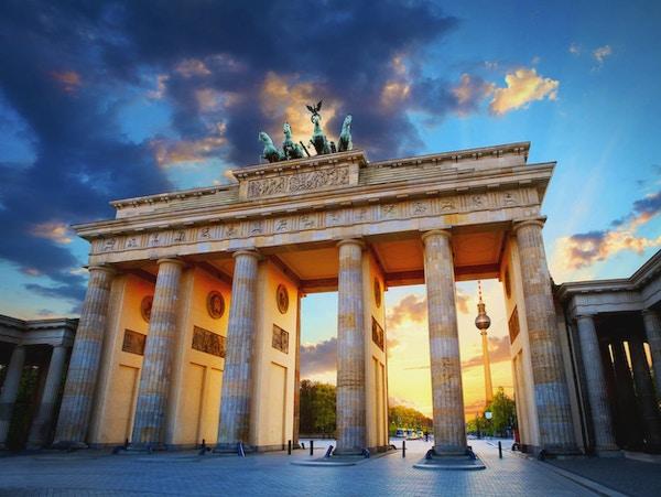 Brandenburg  monumentet