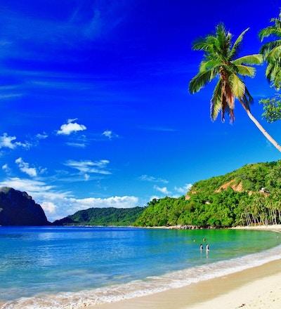 vakker tropisk natur - El Nido, Palawan