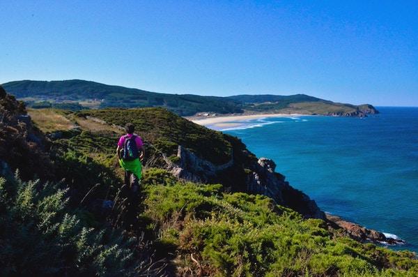 Galicien vandring camino dos faros 6