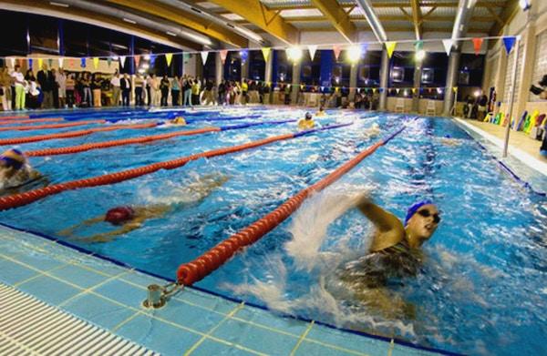 Svømmekonkurranse