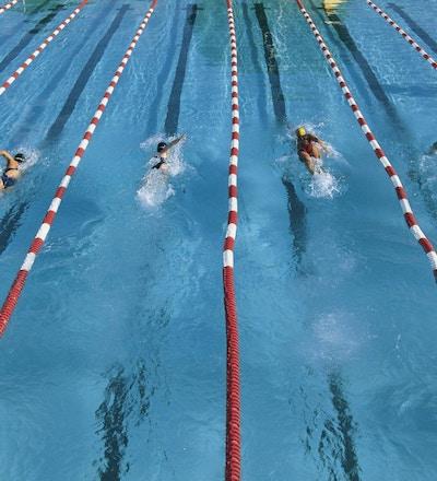 Svømmeløp