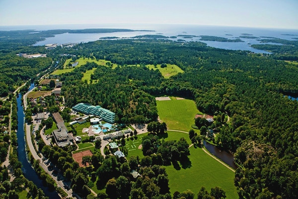 Ronneby aerial