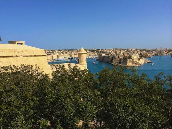 Valletta hamn