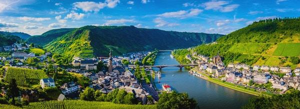 Moseldalen, Tyskland