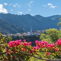 Fjellandsbyen Sao Vicente, Madeira, Portugal