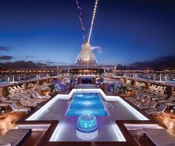 Diverse bilder fra Oceania Cruises