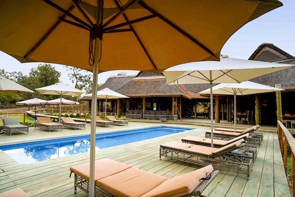 Høy standard på våre hoteller i Senegal.