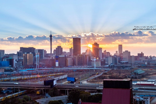 Johannesburg har mye å by på.