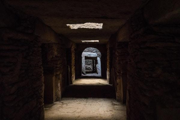 De berømte obeliskene i Aksum står på UNESCOs verdensarvliste.