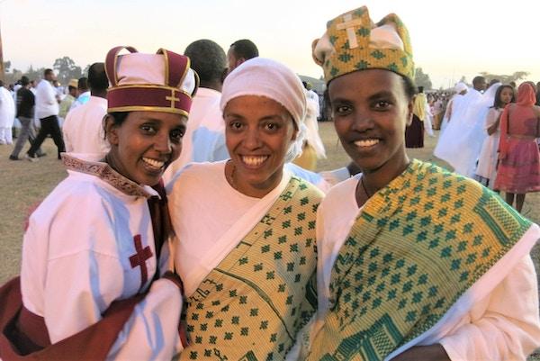 Timkat-festivalen er Etiopias største festival.