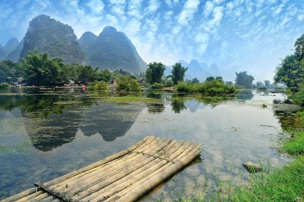 Den vakre Li-elven.