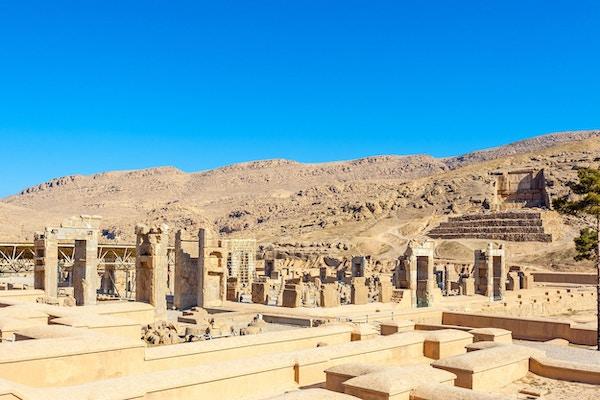 Unike Persepolis, Shiraz, Iran