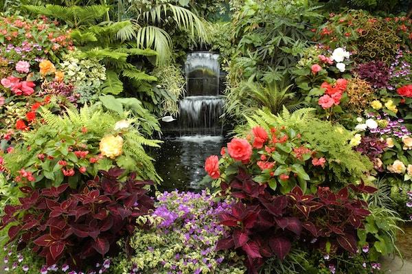 Butchart Garden, Victoria Canada