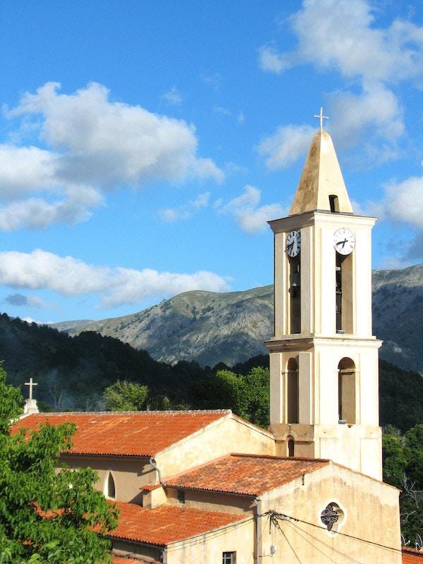 Kirke i Eisa, Korsika.