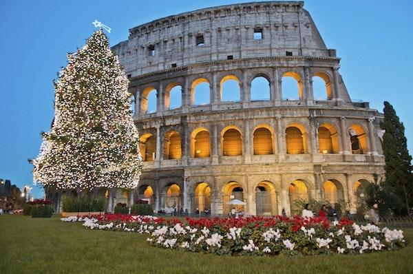 Jul i Roma, Italia.