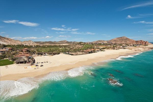 Strand i Cabo San Lucas, Mexico