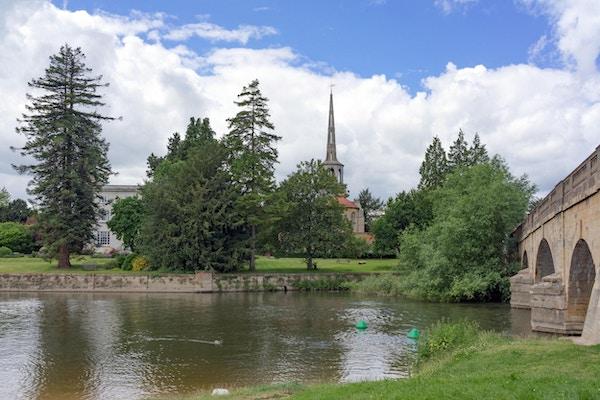 Bro i Wallingford, England.