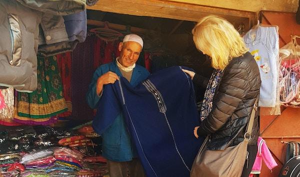 Marokko handel