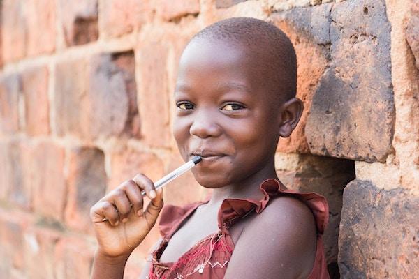 Uganda barn
