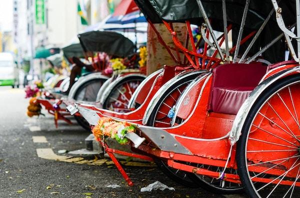 Rigshaw penang