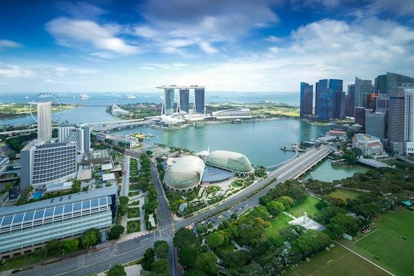 Singapore bay 2