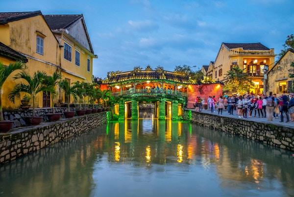 Japanese Covered Bridge, også kalt Lai Vien Kieu