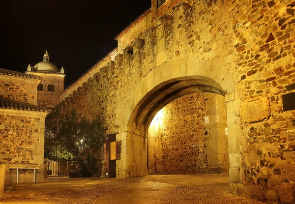 Spania landsbyferie trujillo caceres 3 arco de la estrellacturismo de extremadura buegang
