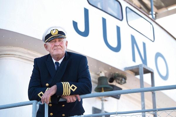 kaptein, mann