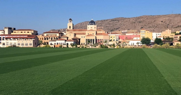 Melia villaitana football pitch 01