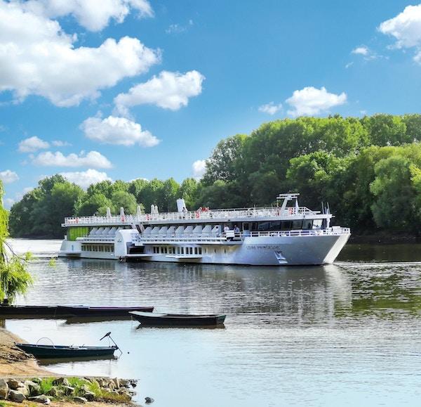 Velkommen ombord på MS Loire Princess