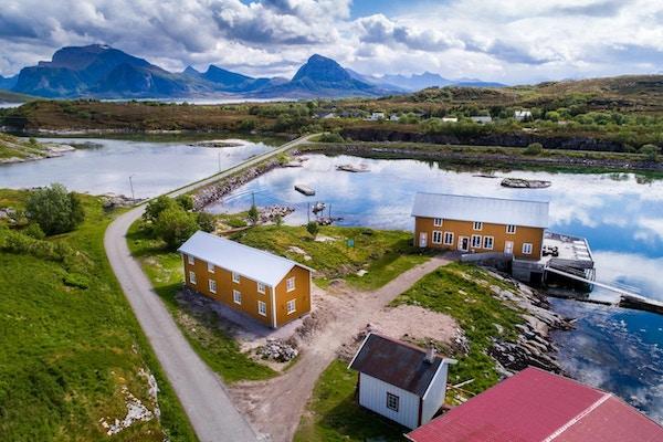 Handelssted på Helgeland