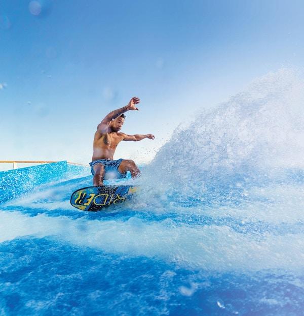 Lær å surfe ombord