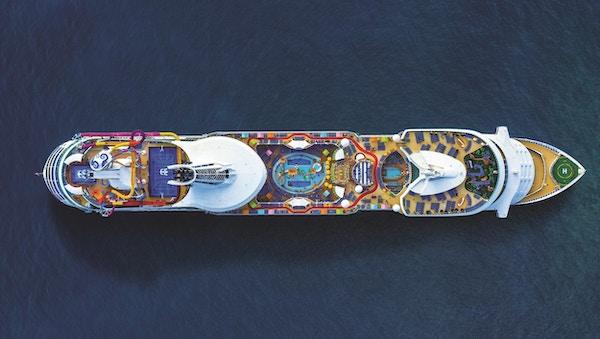 Bli med på et fantastisk cruise med skipet Navigator of the Seas