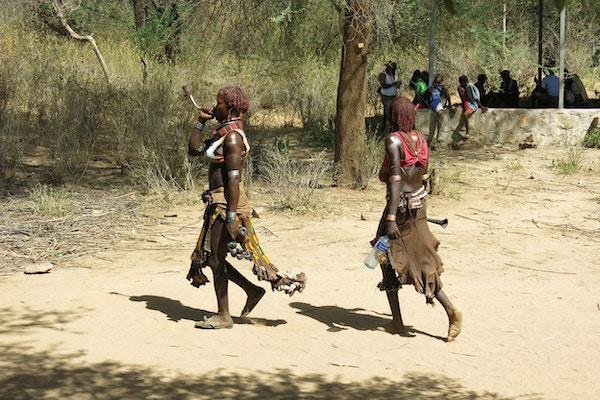 Konso står på UNESCOs verdensarvliste og har en godt bevart kulturell tradisjon