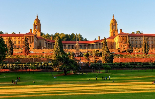 Union Building, Pretoria.