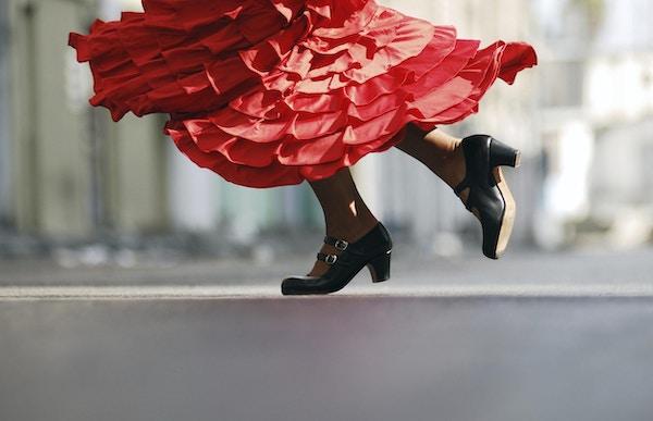 Flamenco-kulturen står sterket i Spania.