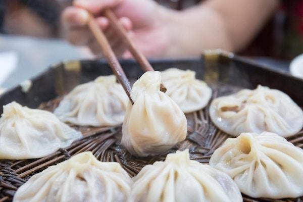Dumplings i Xian