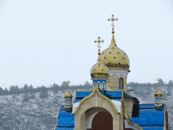 Ortodoks tempel i Pridnestrovie, Moldova