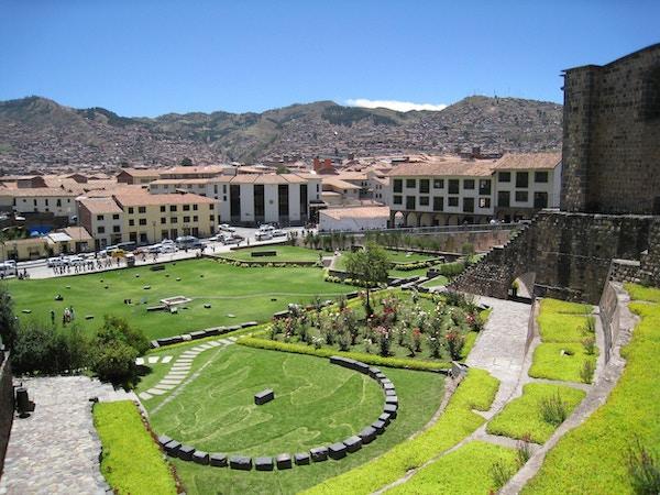 Cusco i Peru.