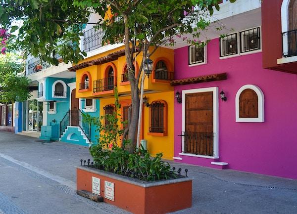 Puerto Vallarta i Mexico