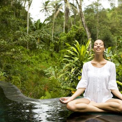 Kvinne yoga