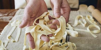 Lager pasta