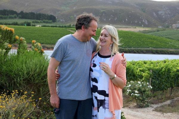 Carolyn og jean claude martin creation