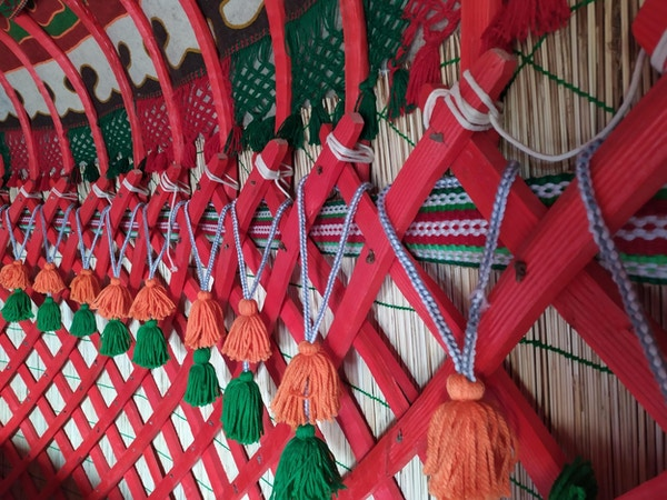 Tradisjonelt håndverk fra Kirgisistan