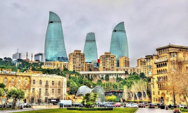 Nytt og gammelt i Baku