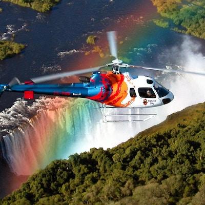 Helikopteret gir deg minner for livet