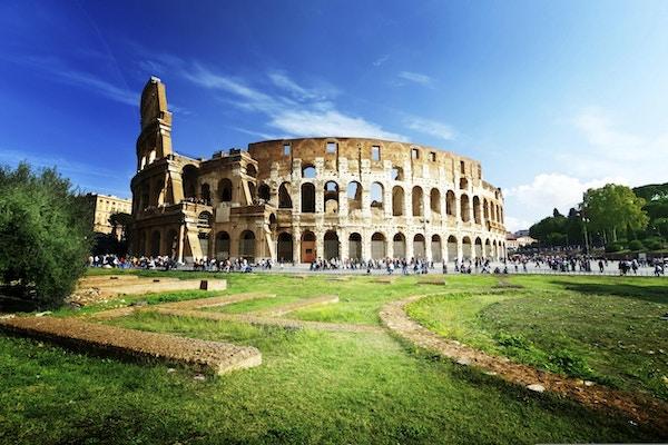 Colosseum i Roma, Italia